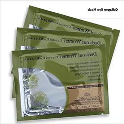 100packs =200pcs Collagen Eye Mask Anti Wrinkle Skin Care Wh