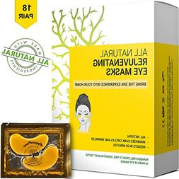 All Natural Under Eye Patches & Masks   Best Treatment for