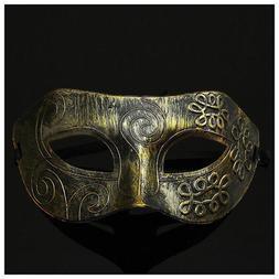 1pcs Men's Masquerade Mask Ball Masks Stag Party Fancy Dress