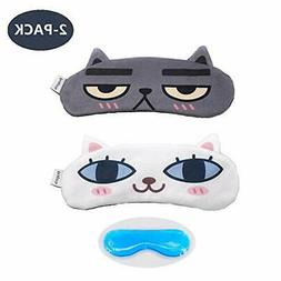 MicroBird Cat&Dog Cute Sleep Eye Mask for sleeping, Super S