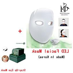 2017 LED Photon Therapy Mask IR &RED Light Whitening Remove