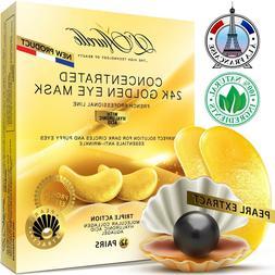 Under Eye Patches 24 K Gold Eye Mask Collagen Eye Pads Anti