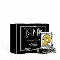 24K Gold Complexes Eye Treatment Mask Under Patches, Anti-Wr