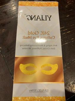 24k Gold Eye Mask-Collagen Eye Mask-Gold Eye Pads- Natural U