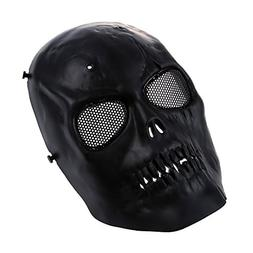 3D AOF2 SKull Airsoft Mask Tactical Gear Full Protective Pai