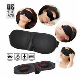 3d travel eye mask shade eyepatch rest