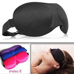 charmingshop-Health Care 1Pcs 3D Sleep Mask Natural Sleeping