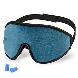 3D Sleeping Mask Eye Cover, Cshidworld Patented Design 100%