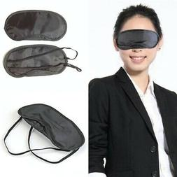 5/10/20pcs Comfortable Soft Eye Mask Shade Cover Blindfold N