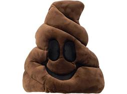 Accessory Innovations LLC Oversized Poop Icon Mask Halloween