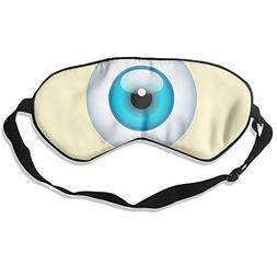 C-JOY Cool Eye Adjustable Eye Shade Patch Sleeping Eye Mask
