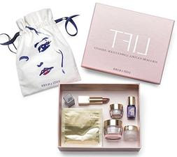 Estee Lauder Skincare and Makeup 7 pc Gift Set, LIFT Beauty