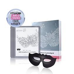 Eye Serum Mask for Puffy Eyes & Dark Circles by Aeria Skin -