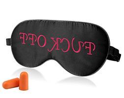 Fitglam Natural Silk Sleep Mask, Best Sleeping Mask Eye Mask