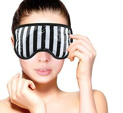Gel Bead Ice Eye Mask by FOMI Care | Cooling Technology For