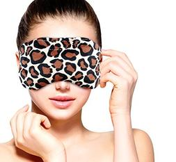Heated Microwavable Eye Mask by FOMI Care   Lavender Scented