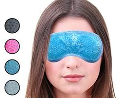 Hot or Cold Medical Eye Mask - Reusable Compress For Puffy,