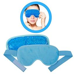 Ice Eye Mask by FOMI Care   Cooling Technology For Relaxing