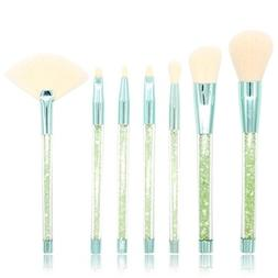 KaiCran 7PCS Cosmetic Makeup Brush Set Eye Shadow Brush Cosm