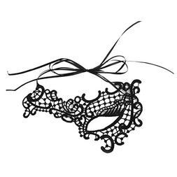 Lace Mask - TOOGOOWomen One eye Lace Mask Masquerade Ball Co