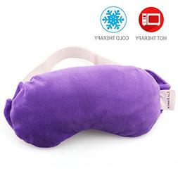 Lavender Eye Pillow, LotFancy Aromatherapy Eye Sleep Mask, B