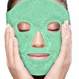 PerfeCore Facial Mask - Get Rid of Puffy Eyes - Migraine Rel