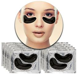 Anti Aging Skin Care Set of 10 Pairs Red Wine Collagen Eyes