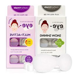 MOTHER MADE Anti Aging & Dark Circle Removing Eye Mask Set -