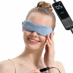 Aroma Season Moist Heated Eye Mask for Blepharitis and Dry E