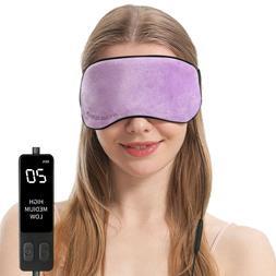 Aroma Season Heated Eye Mask Relieve Blepharitis Dry Eyes Ho