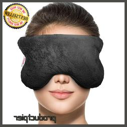 Aromatherapy Eye Mask- For Headache & Migraine Relief-Sleep