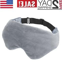 asfrost weighted eye mask natural silk sleep
