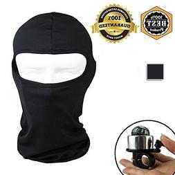Balaclava Full Face Mask for Women and Mens, 2Pcs Breatable