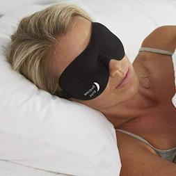 Bedtime Bliss Luxury Sleeping Eye Mask for Men & Women. Our