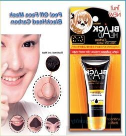 """Thai Happy"" Mistine Blackhead Remover Carbon Charcoal Peel"
