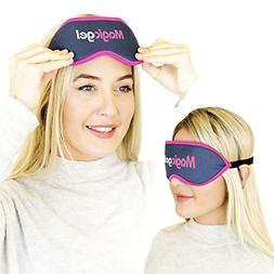 Premium Blepharitis Hot & Cold Therapy Eye Mask By MagicGel.