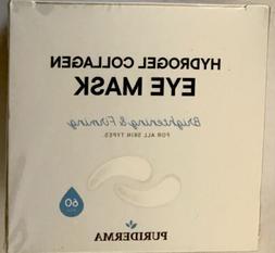 Box Of 60 Hydrogel Collagen Eye Mask by Puriderma, All Skin
