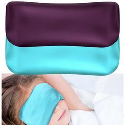 Cassia Seed Lavender Aromatherapy Eye Mask Travel Pillow for