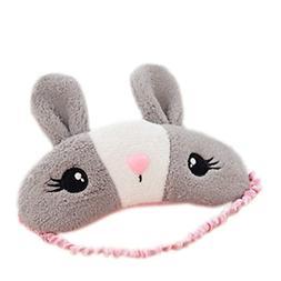 Ayygiftideas Christmas Cute Rabbit Travel Health Care Sleep