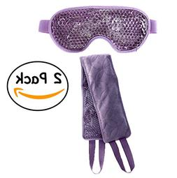 2d72eb7b6c3 Verona Summer Hot and Cold Therapeutic Relaxation Eye Mask a