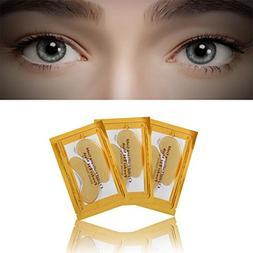 Roysberry Eye Mask, 24K Gold Collagen Aging Wrinkle Eye Mask