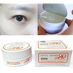 Collagen & Co Q10 Hydrogel Eye Patch 60 pcs / wrinkles,mois