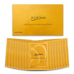 Collagen Eye Mask Gold Reduce Dark Circles Puffiness Treatme