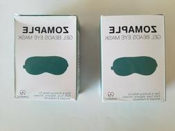 Cooling Eye Mask Cold Gel Compress Pack 2 Pack