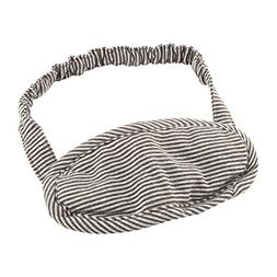 uxcell® Cotton Blends Stripe Print Home Outdoor Elastic Sle