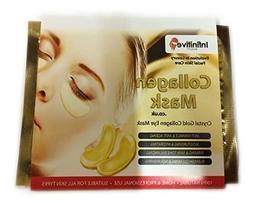50 x Infinitive Beauty Pack New Crystal 24K Gold Powder Gel