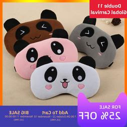Cute Bear Panda Sleeping <font><b>Eye</b></font> <font><b>Ma