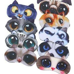 cute cat sleep mask eye mask eyeshade