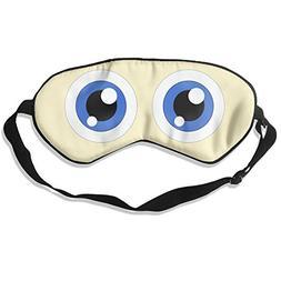 C-JOY Cute Eyes Fashionable Eye Shade Patch Sleeping Eye Mas