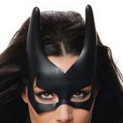 DC Comics Batgirl Costume Mask Adult One Size